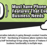 10 Must Have Phone Systems Features That Every Business Needs