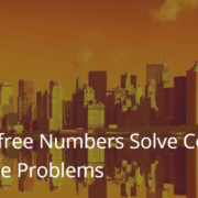 How Toll-free Numbers Solve Common Real Estate Problems