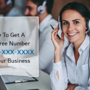 how to get a toll free number for your business