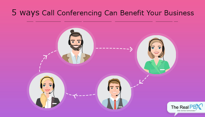 call conferencing benefits for business