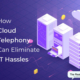 cloud telephony IT hassles snippet image