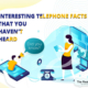 Telephone Facts- The Real PBX
