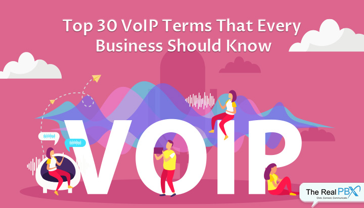 VoIP terms that every business should know