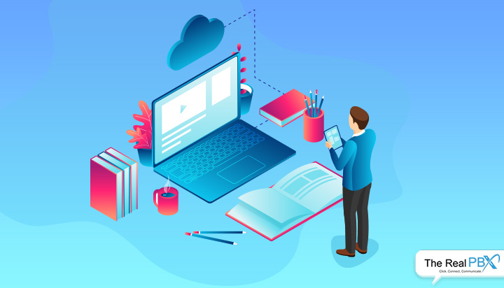 cloud communication role in education sector