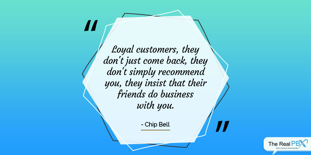 top customer service quotes - loyal customers - chip bell