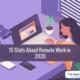 remote work statistics snippet