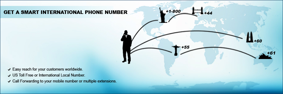 Toll Free Numbers | DID