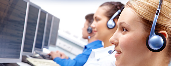 Hosted call center benefits